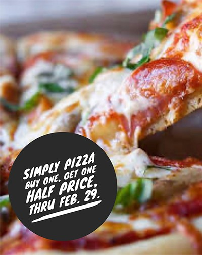 Simply Pizza Deal