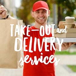 Take out and Delivery Service